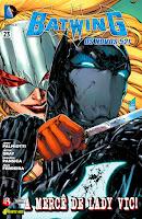 Os Novos 52! Batwing #23