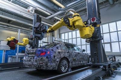 Η εικονική, νέα BMW Σειρά 5