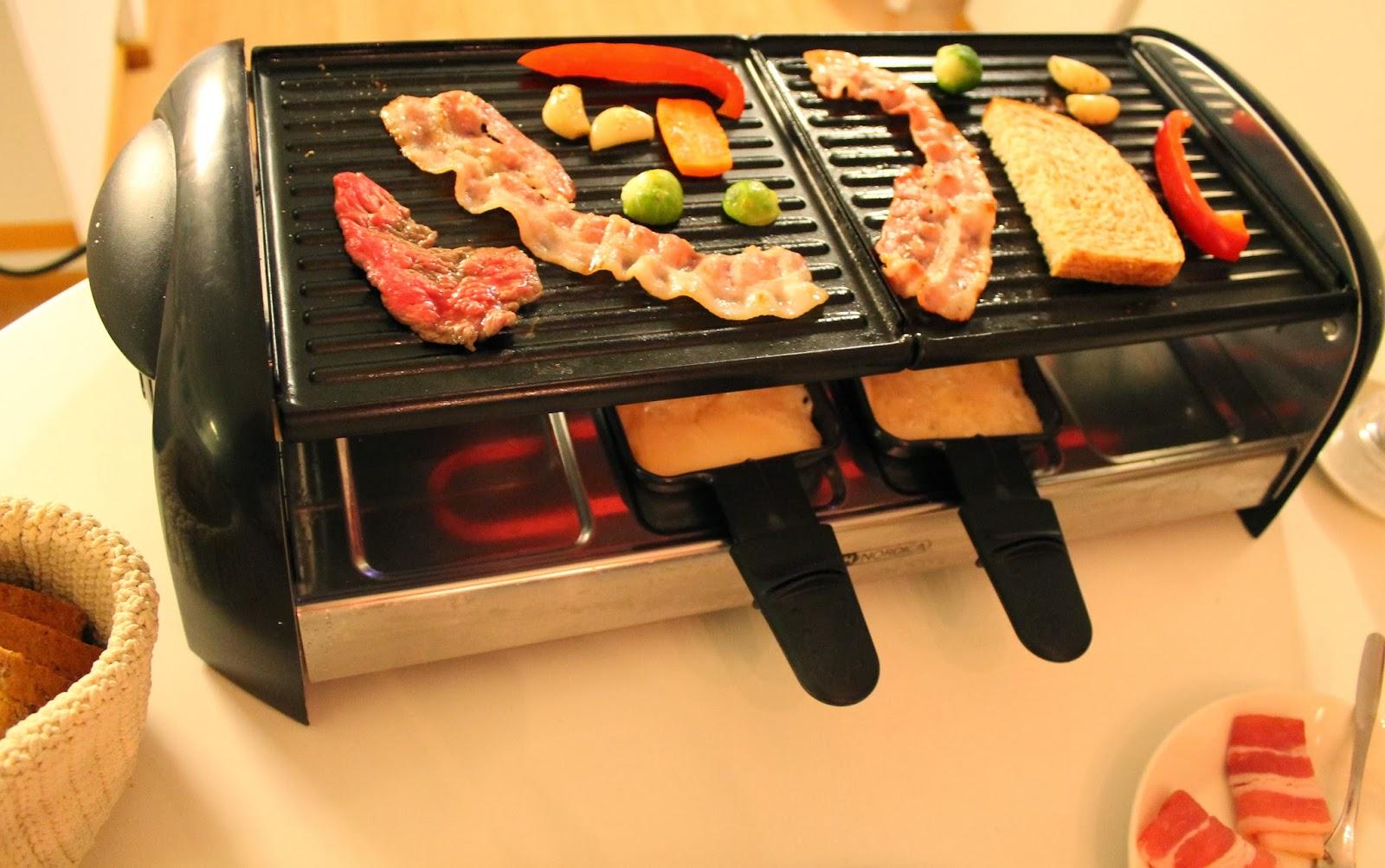 Raclette Lisukkeet