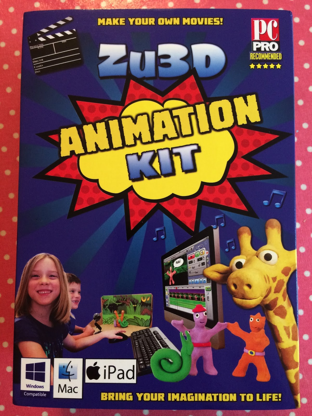 zu 3d animation kit review truly madly cuckoo