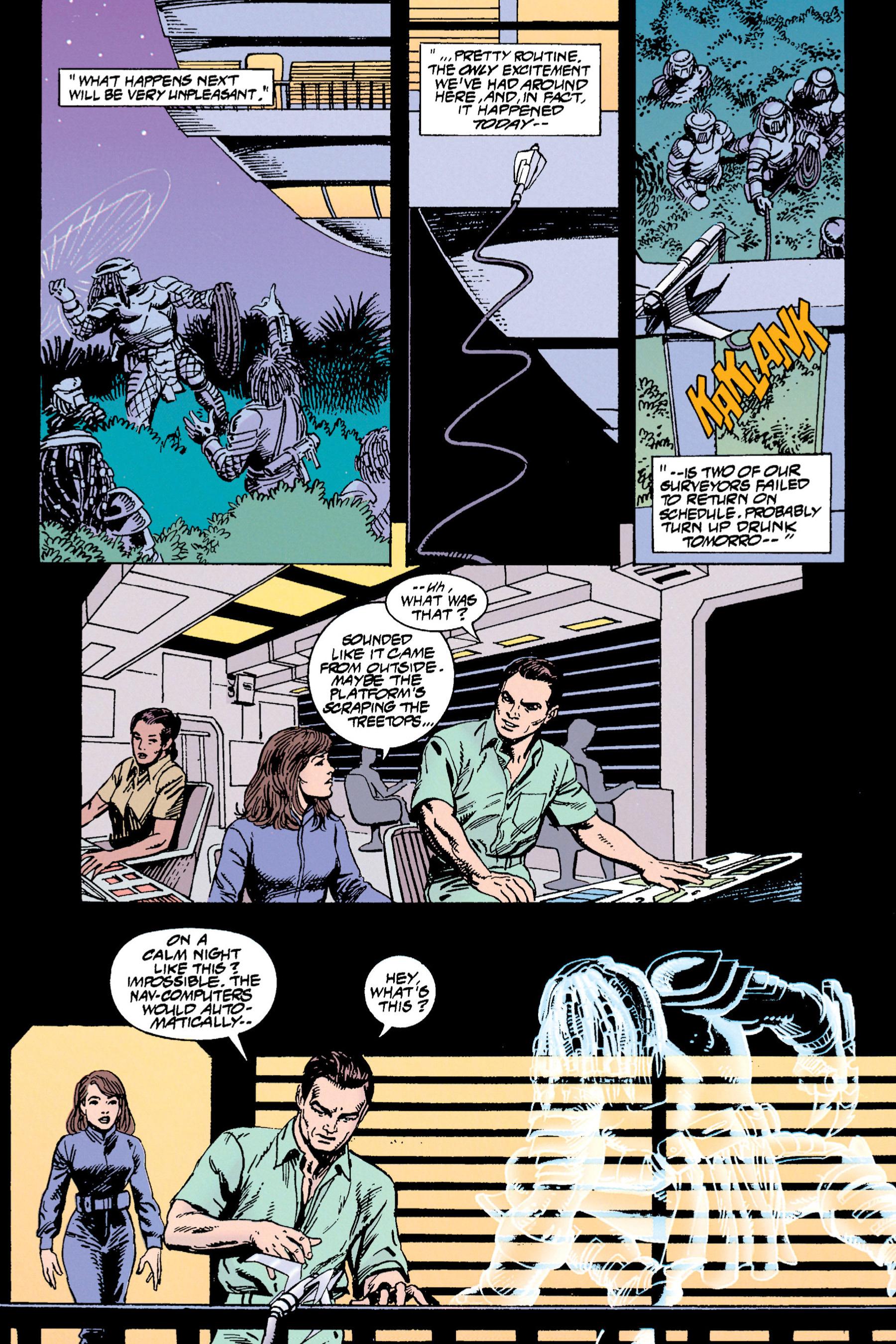 Read online Aliens vs. Predator Omnibus comic -  Issue # _TPB 1 Part 3 - 82