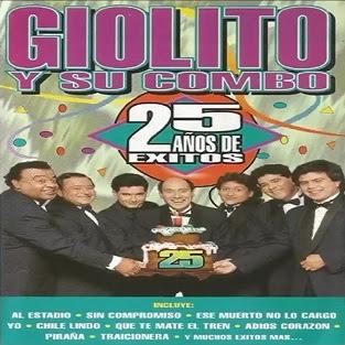 giolito 25 AÑOS DE ÉXITOS