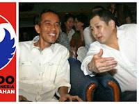 Ketua Perindo Usulkan Jokowi Sebagai Capres 2019
