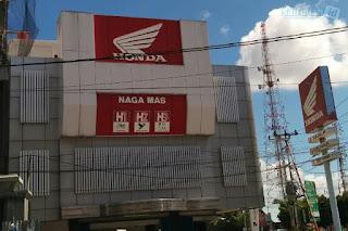 Lowongan Kerja Marketing Dealer Honda Naga Mas Motor Pontianak