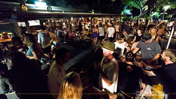 Railway Friendly Bar Byron Bay Australia