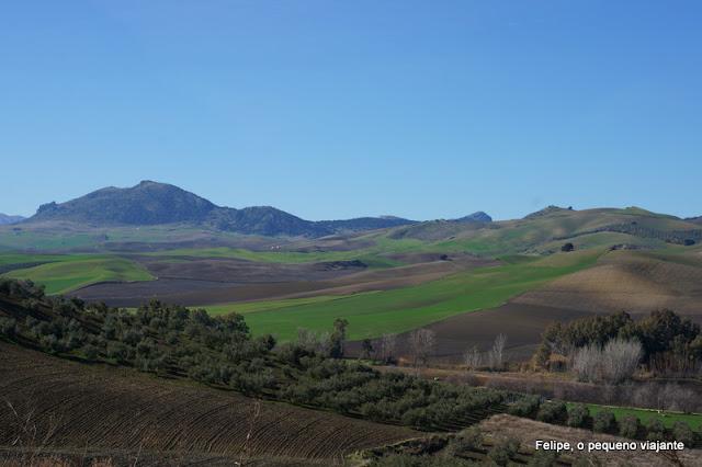 paisagens da Andaluzia