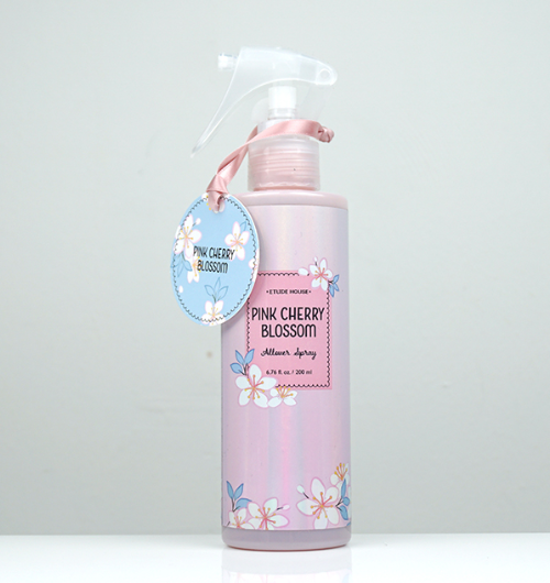 Pink Cherry Blossom Allover Spray