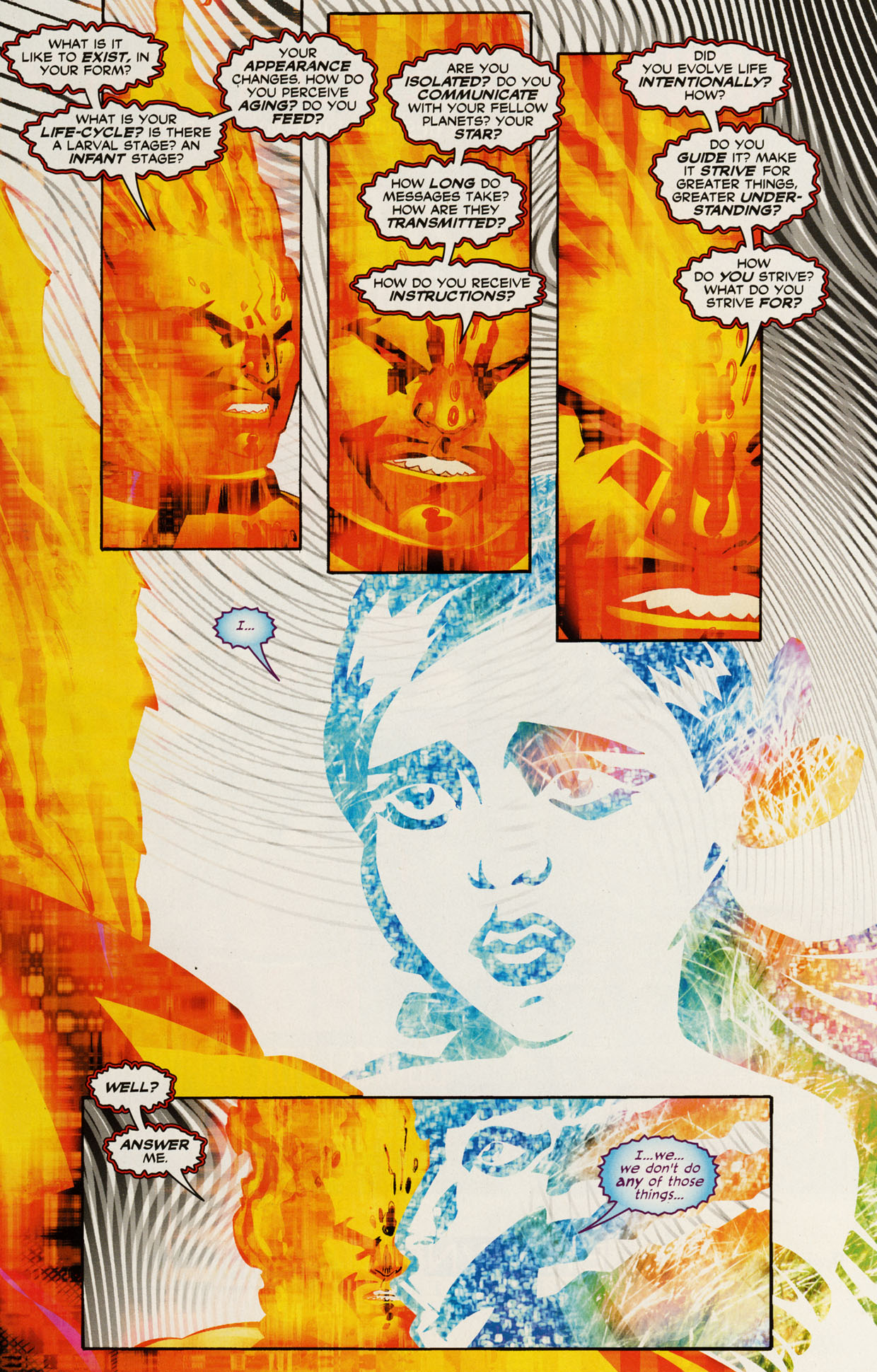 Read online Trinity (2008) comic -  Issue #50 - 8