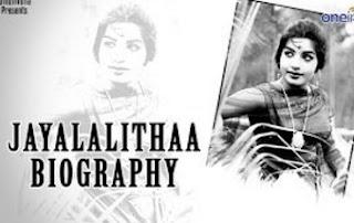 Jayalalitha Biography – Oneindia Tamil