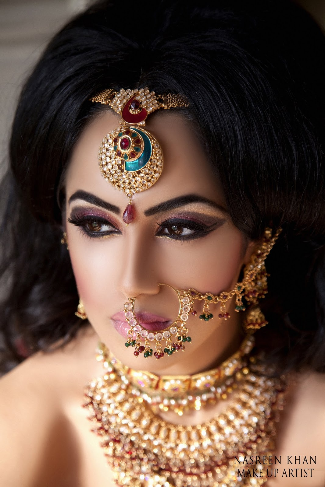 Video Makeup Tutorials: A UK Asian Wedding Blog: {Makeup