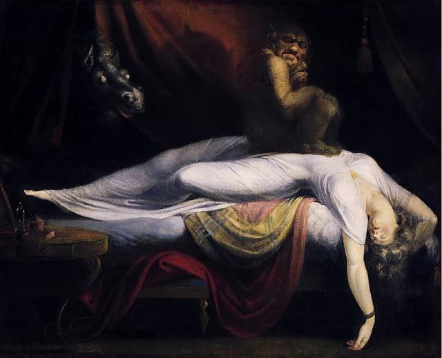 Parálisis del sueño