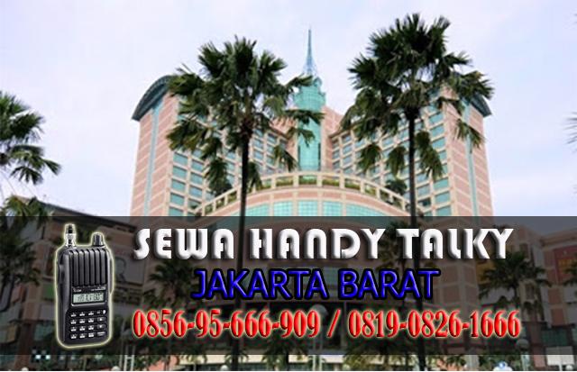 Pusat Sewa HT Area Pegadungan Kalideres Jakarta Barat Rental Handy Talky