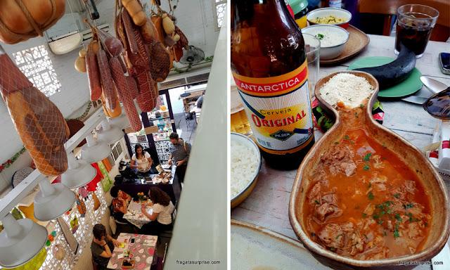 Mercearia e restaurante Lá da Venda, Vila Madalena