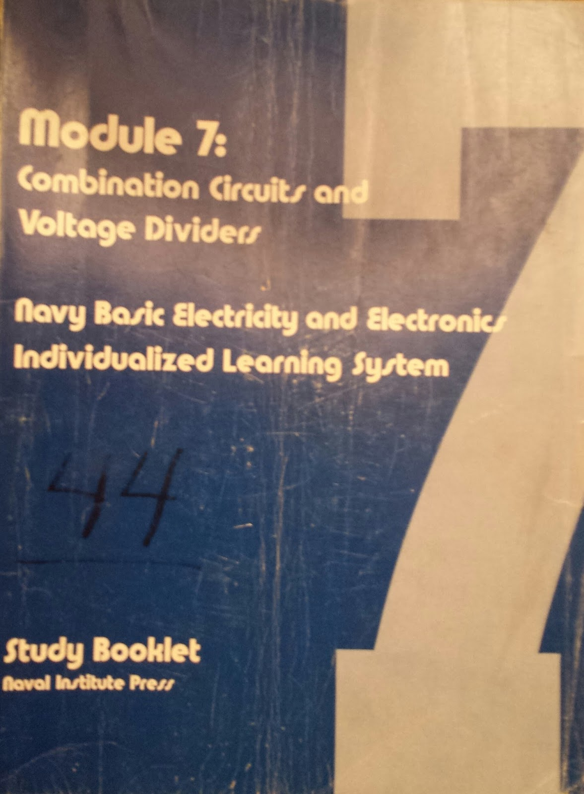 Common Denominator 73 Voltage Dividers Divider Circuit This Is The Final Section Of Module 7 In Navy Basic Electricity And Electronics Series A On Parallel Circuits