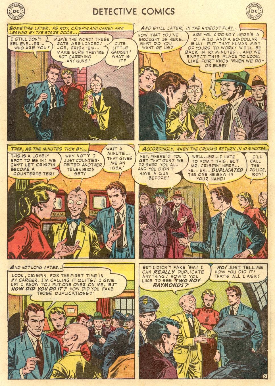 Read online Detective Comics (1937) comic -  Issue #186 - 21