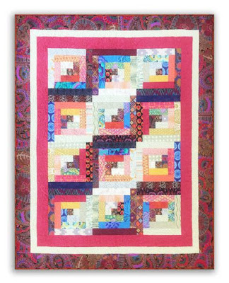 5cb05e86b23f23 Quilt Inspiration  Free Pattern Day! Jelly Roll Quilts