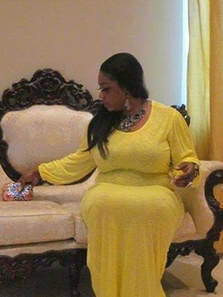 Sugar mummy from Abuja