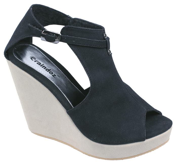 Sepatu wedges Cibaduyut