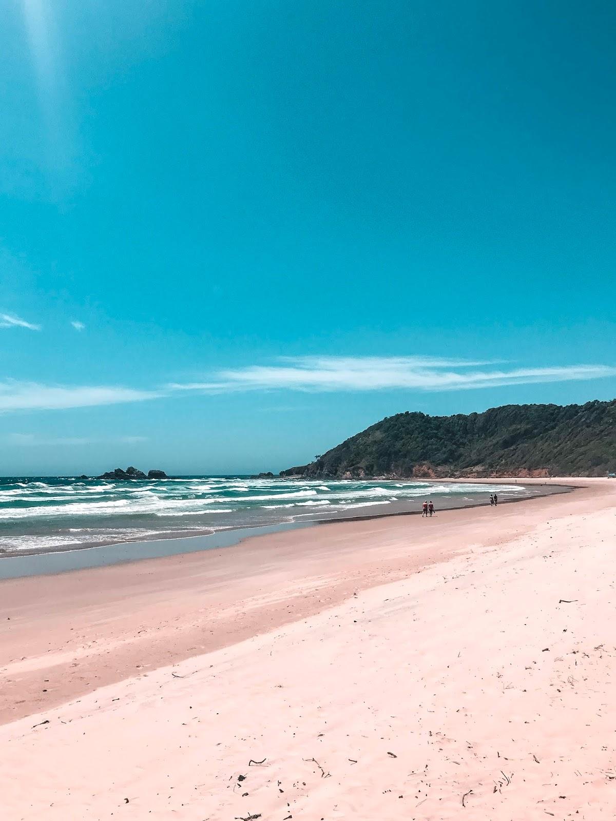 Brokenhead Beach