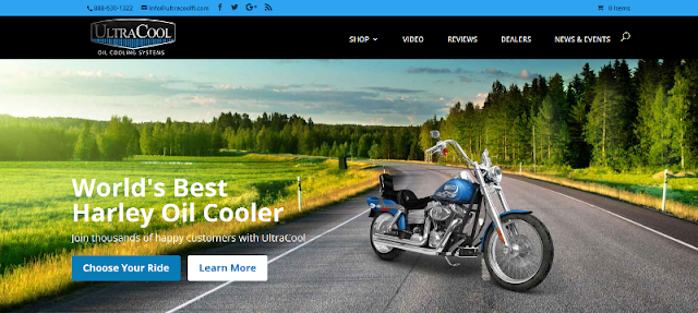 Leading manufacturer and dealer of Harley-Davidson supplies and parts