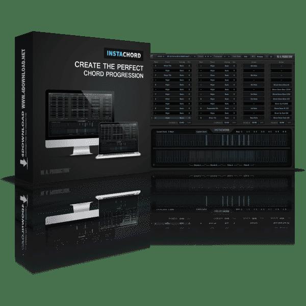WA Production InstaChord v1.3.0 Full version