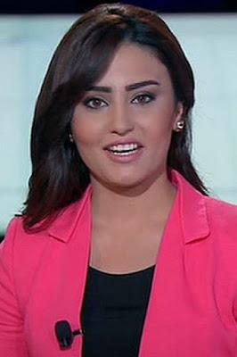 قصة حياة دعاء المغازي (Doaa Elmoughazy)، مذيعة مصرية، من مواليد 1988