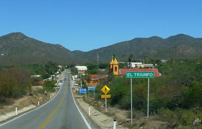 Village of El Triunfo