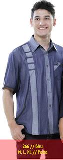 Baju Sarimbit Cowok Azzura 266
