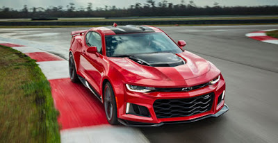 Chevrolet Camaro 2018 Review, Specs, Price