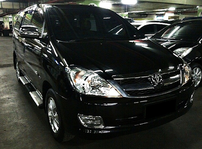 Jual Toyota Innova Tipe V 2008
