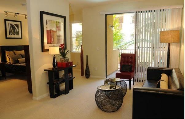 Contoh desain interior rumah minimalis ukuran kecil & 66 Desain Interior Rumah Minimalis Mungil Yang Terlihat Luas dan ...