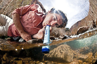Image: LifeStraw Personal Water Filter | Filters up to 1000 liters of contaminated water WITHOUT iodine, chlorine, or other chemicals