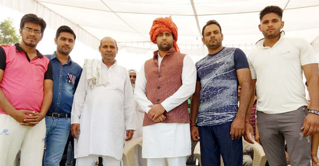 nalin-hooda-youth-congress-leader-nit-faridabad