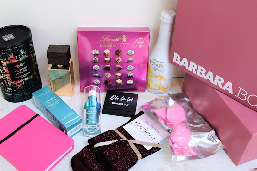 "Ausgepackt: Barbara Box 4 / 2017 - ""Girls Night Out"""