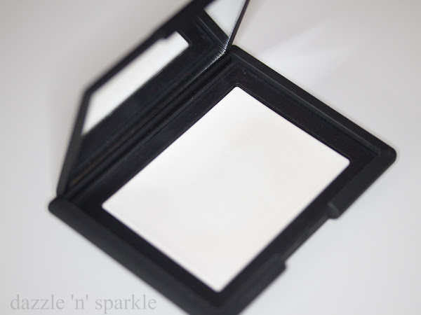 NARS Light Reflecting Pressed Setting Powder - Review
