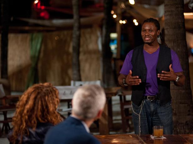 Food Network Star Malcolm Mitchell Eliminated