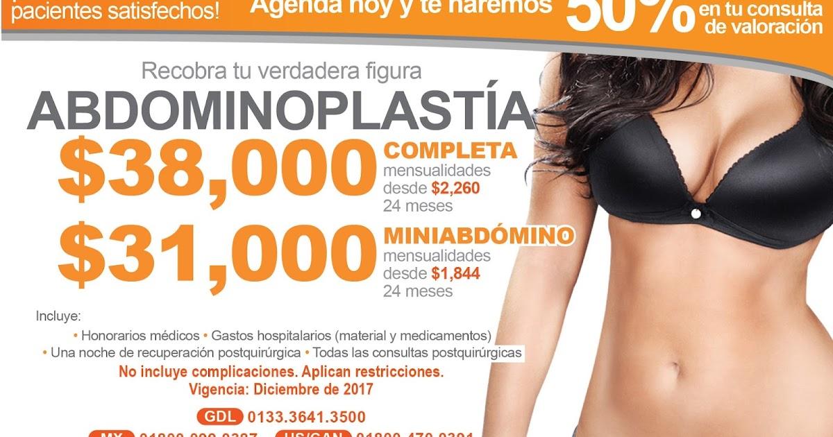 Salutaris Medical Center Paquete De Abdominoplastia O