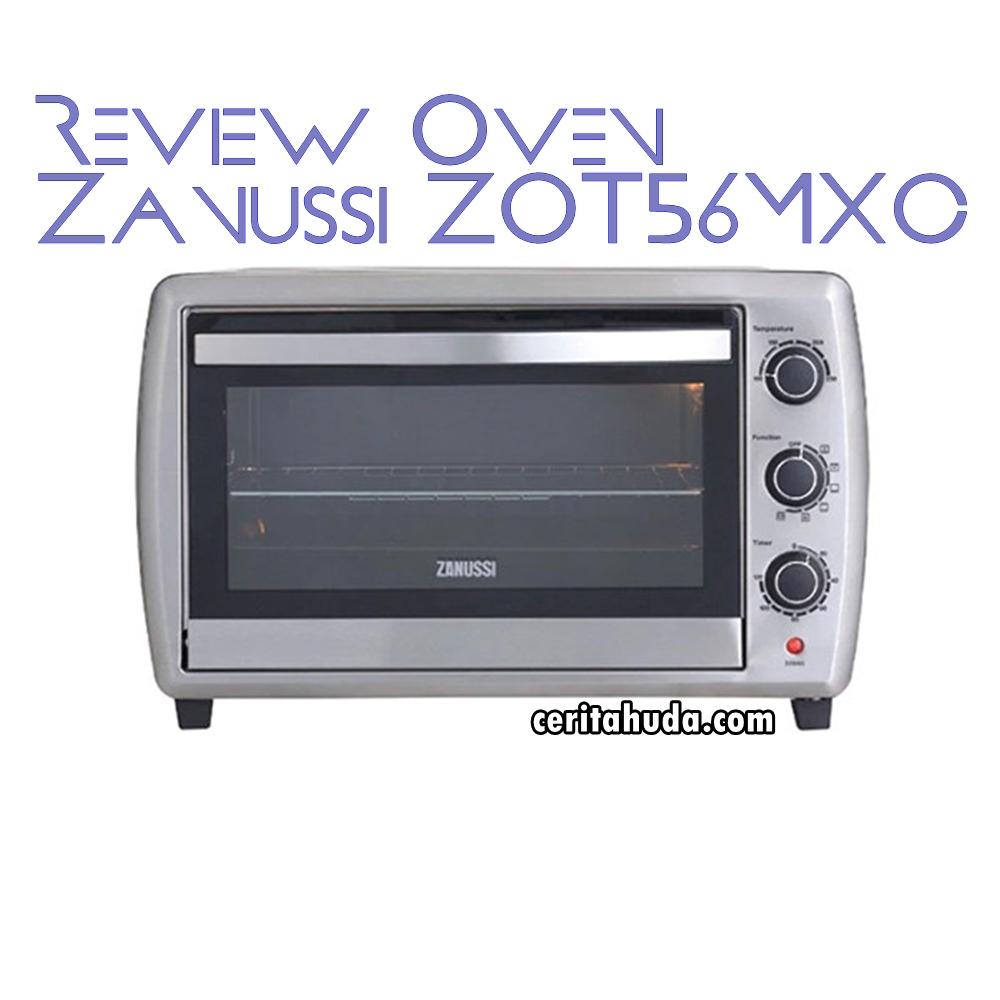 Review Oven Zanussi  ZOT56MXC