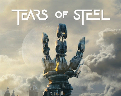 Tears of steel: Fourth Official Blender Movie Released