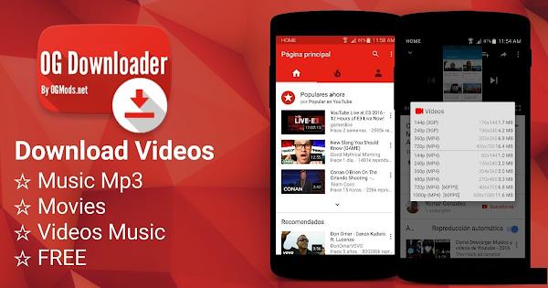 OGYouTube v4.2 APK Cómo Tener YouTube RED En Tu Teléfono Android Gratis