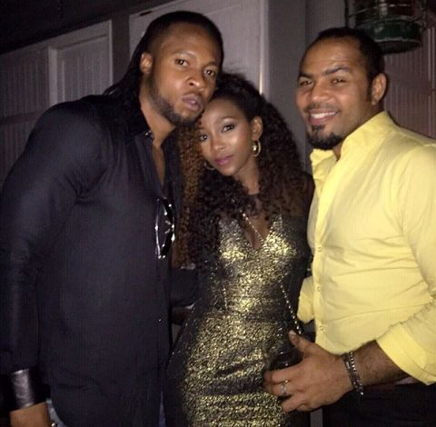 Who is dating ramsey nouah