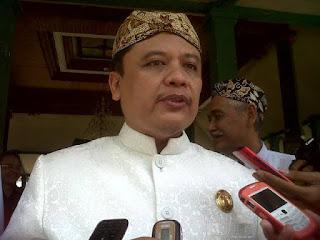 Sultan Sepuh Optimis Target 2 Juta Wistawan Tercapai
