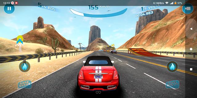 imagens do jogo asphalt nitro, imagens de um carro vermelho