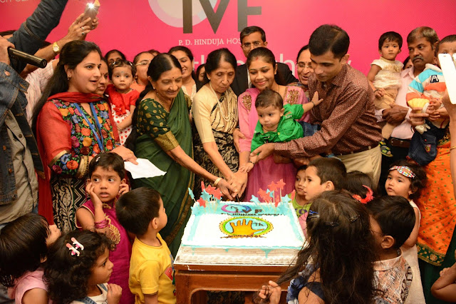 P D Hinduja Hospital & Medical Research Centre organizes a Kid's