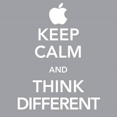think different, Apple