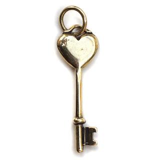 латунная подвеска ключик купить в симферополе день святого валентина подарки женщине