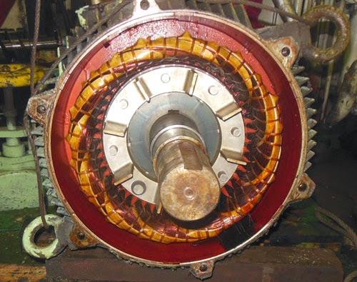 Регулирование частоты вращения, пуск и торможение электродвигателей переменного тока