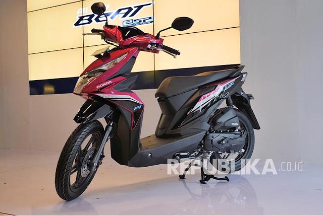 New Honda Beat ESP Dibanderol Rp 14,7 Juta