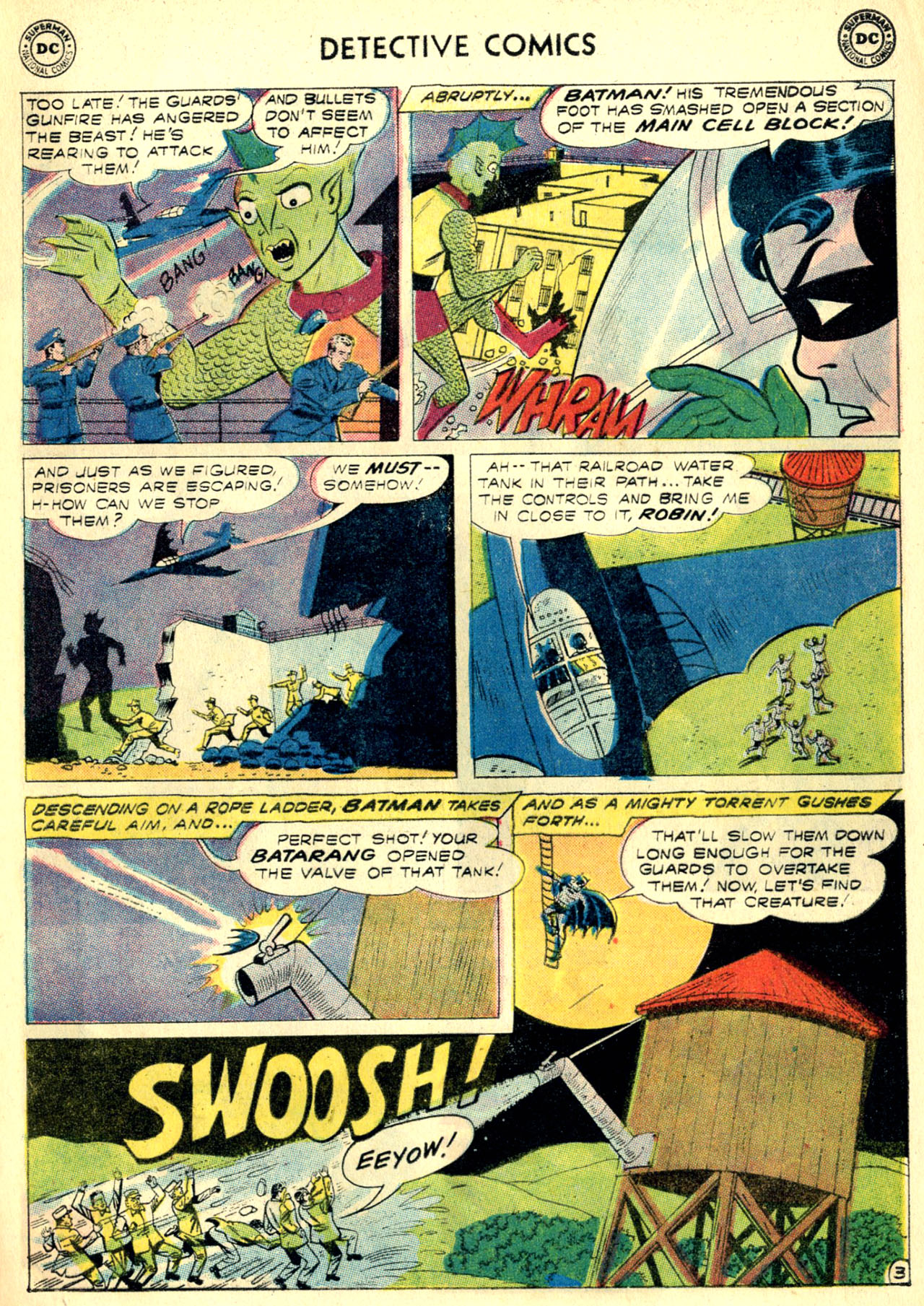 Read online Detective Comics (1937) comic -  Issue #270 - 5