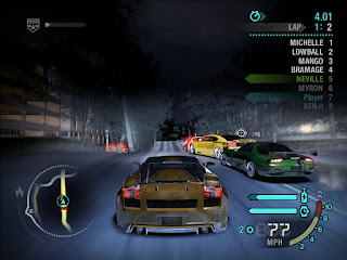 Download Need For Speed Carbon Game Setup